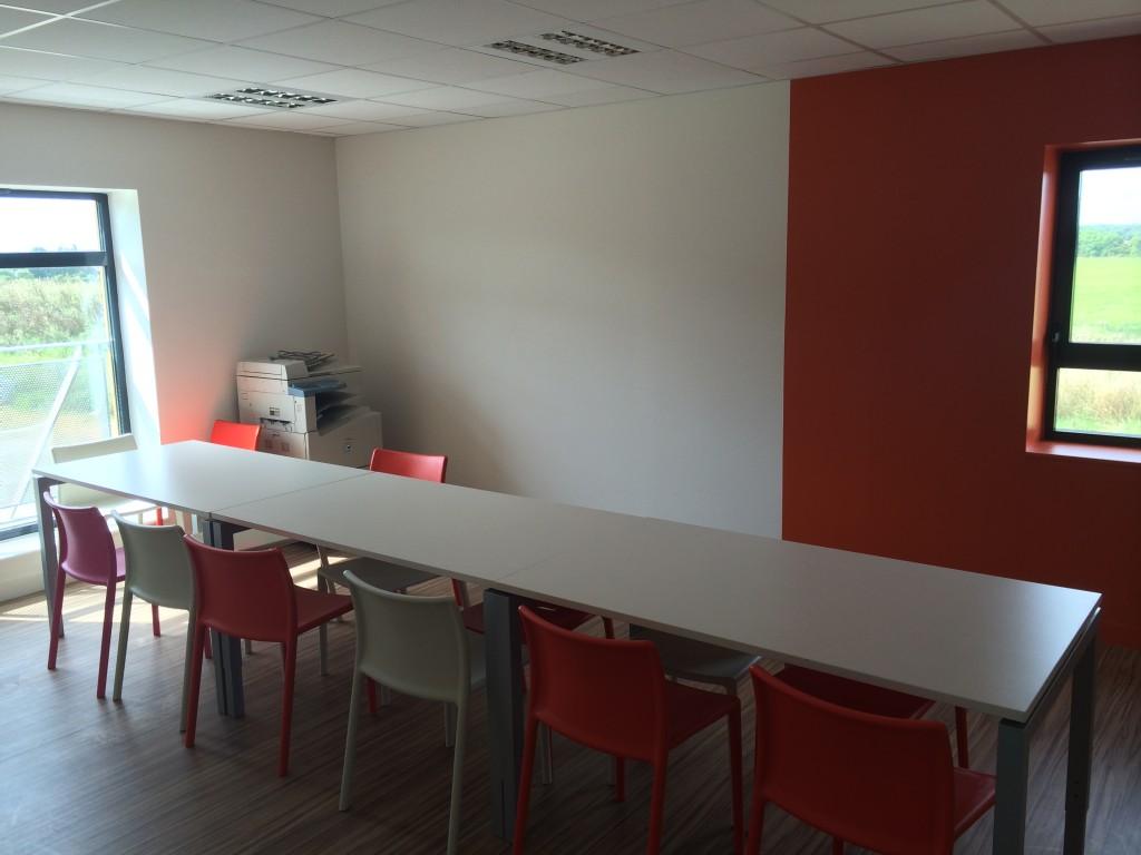 Salle de réunion du Beauvais Oise Tennis