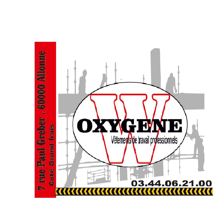 Oxygene textile