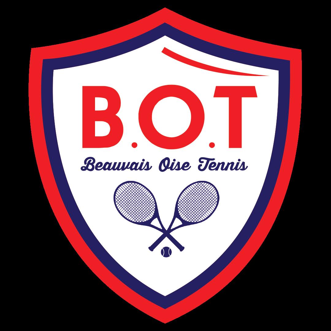 Logo de Beauvais Oise Tennis à Beauvais dans l'Oise