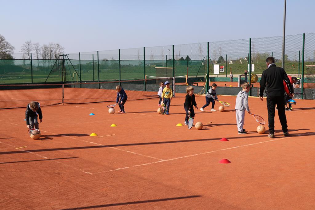 École de Tennis club de Tennis BOT à Beauvais