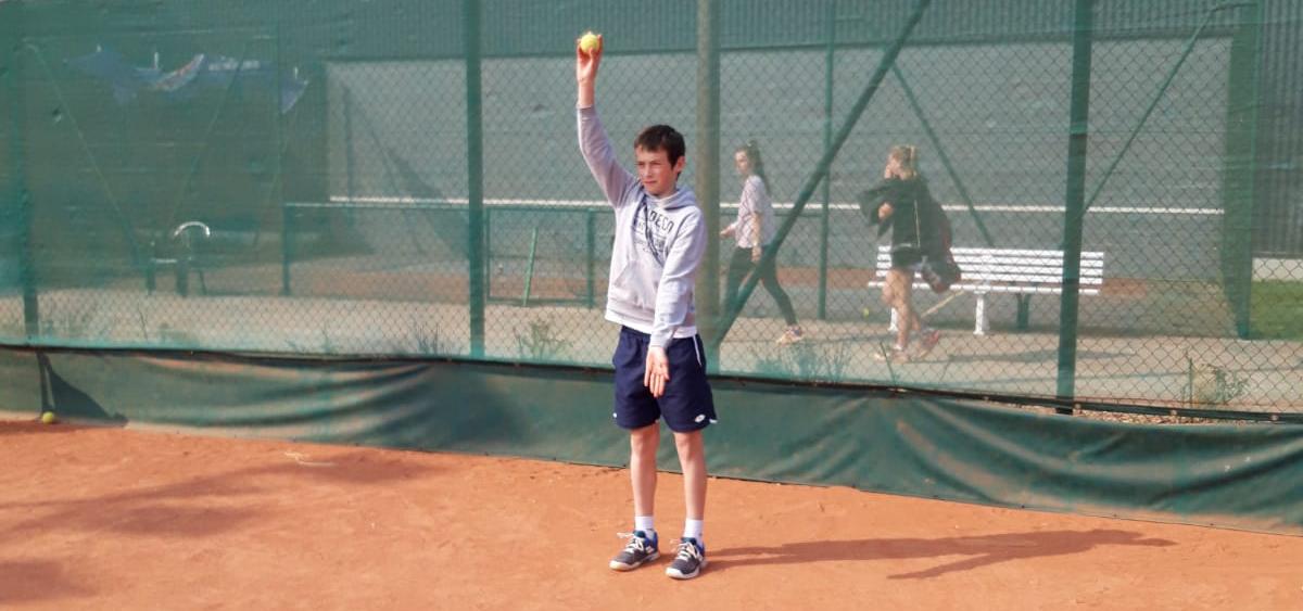Marc ramasseur de balles – Roland Garros