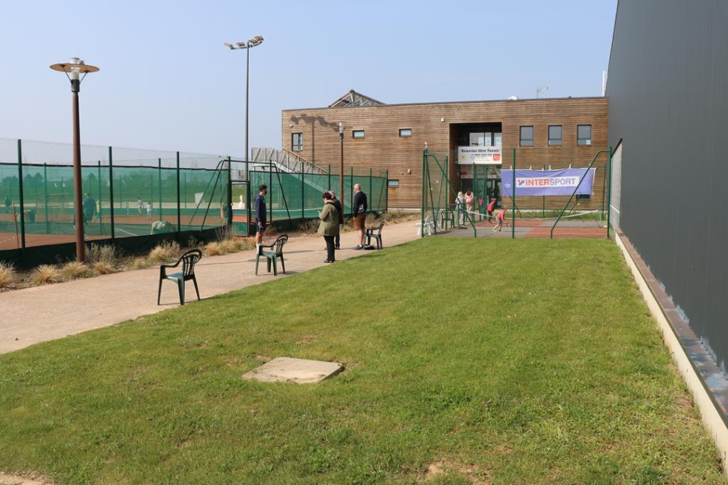 Réinscription au club Beauvais Oise Tennis à Beauvais
