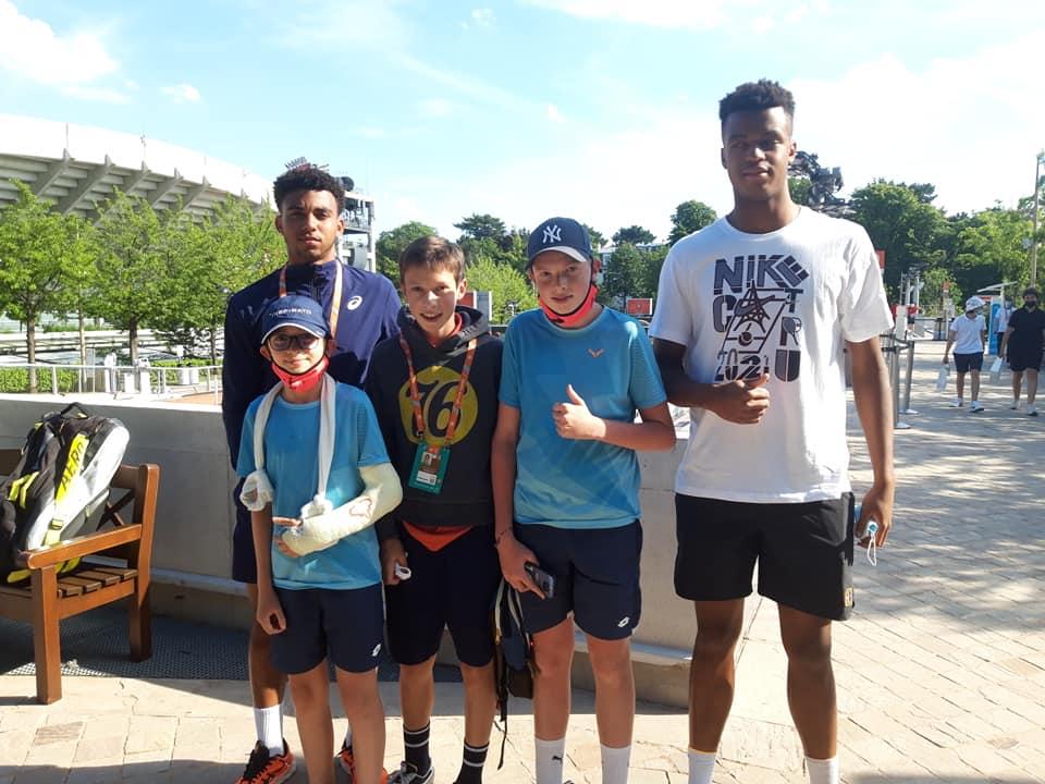 BOT à Roland Garros 2021
