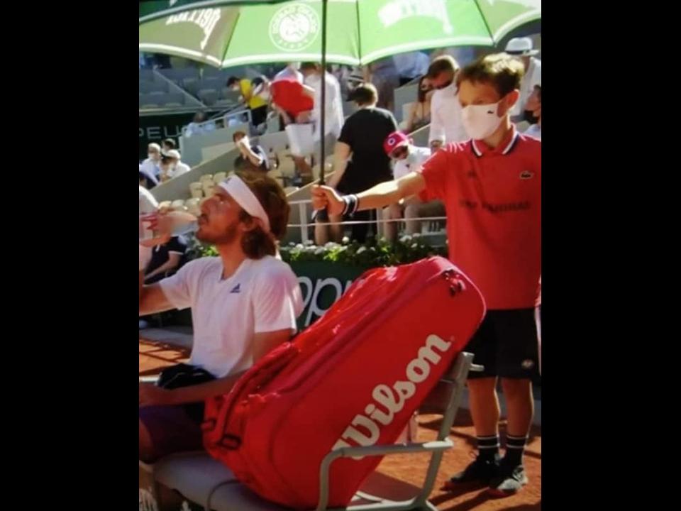 Le Beauvais Oise Tennis à Roland Garros