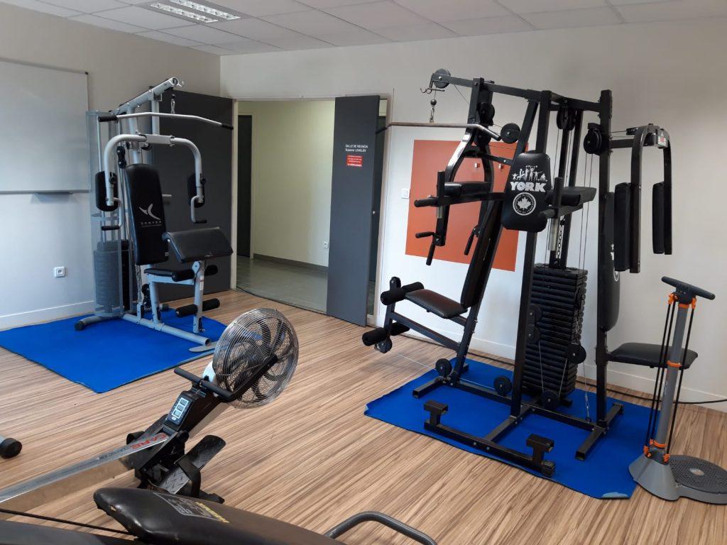 Salle de sport, remise en forme au Beauvais Oise Tennis à Beauvais