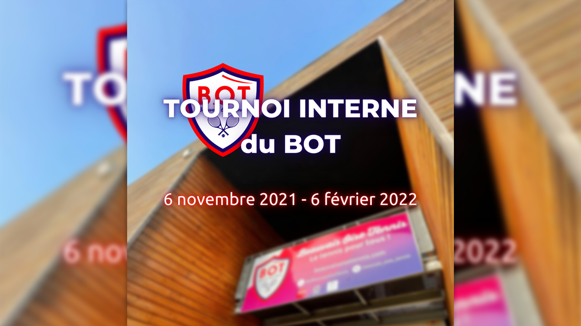 Le Tournoi Interne du BOT approche à grands pas !