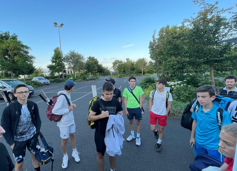 Compétition Beauvais Oise Tennis
