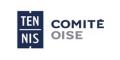 Logo Comité de l'Oise Tennis
